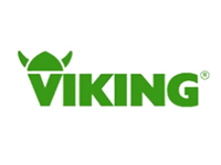 Loxston Groundcare VIKING logo